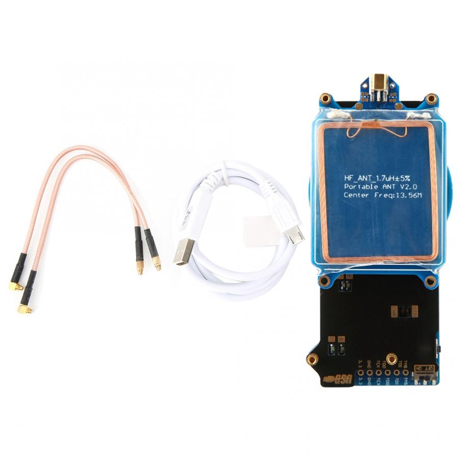 Proxmark3 V2 IC/ID RFID lecteur de carte Kits Cloner duplicateur lecteur écrivain UID copieur Crack 2019