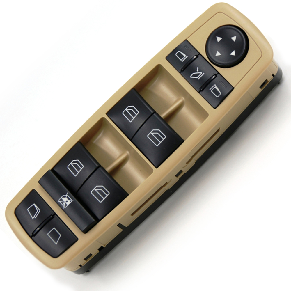 A2518300390 Power Door Window Master Switch Fit For Mercedes Benz GL R Class 2518300390 Car Switches & Relays     - title=