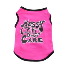 Puppy Dog Cat Vest T Shirt