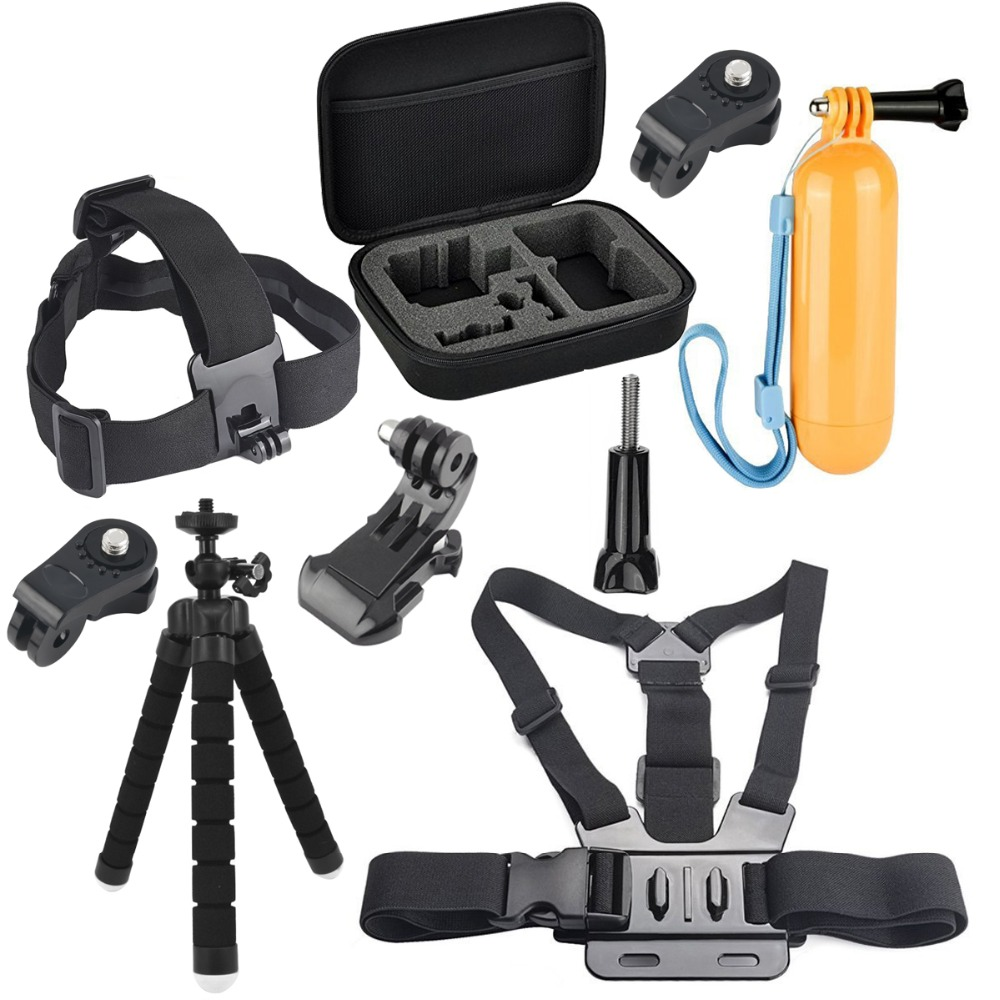 Conjunto DE PECHO accesorios para Sony Cam HDR AS200V AS30V AS100V Action AZ1 Mini AS20
