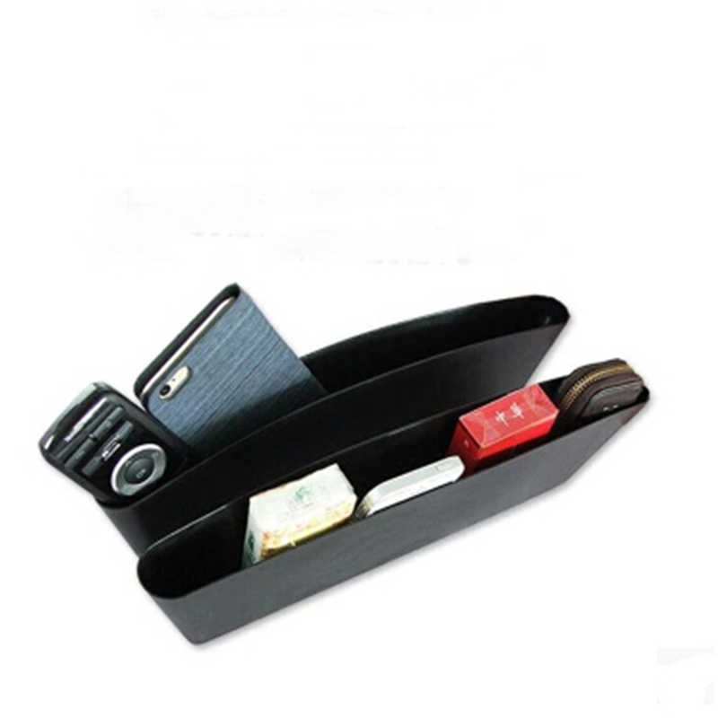 2 pièces voiture style organisateur siège espace boîte de rangement universel pour Lexus ES250 RX350 330 ES240 GS460 CT200H CT DS LX LS IS ES RX GS