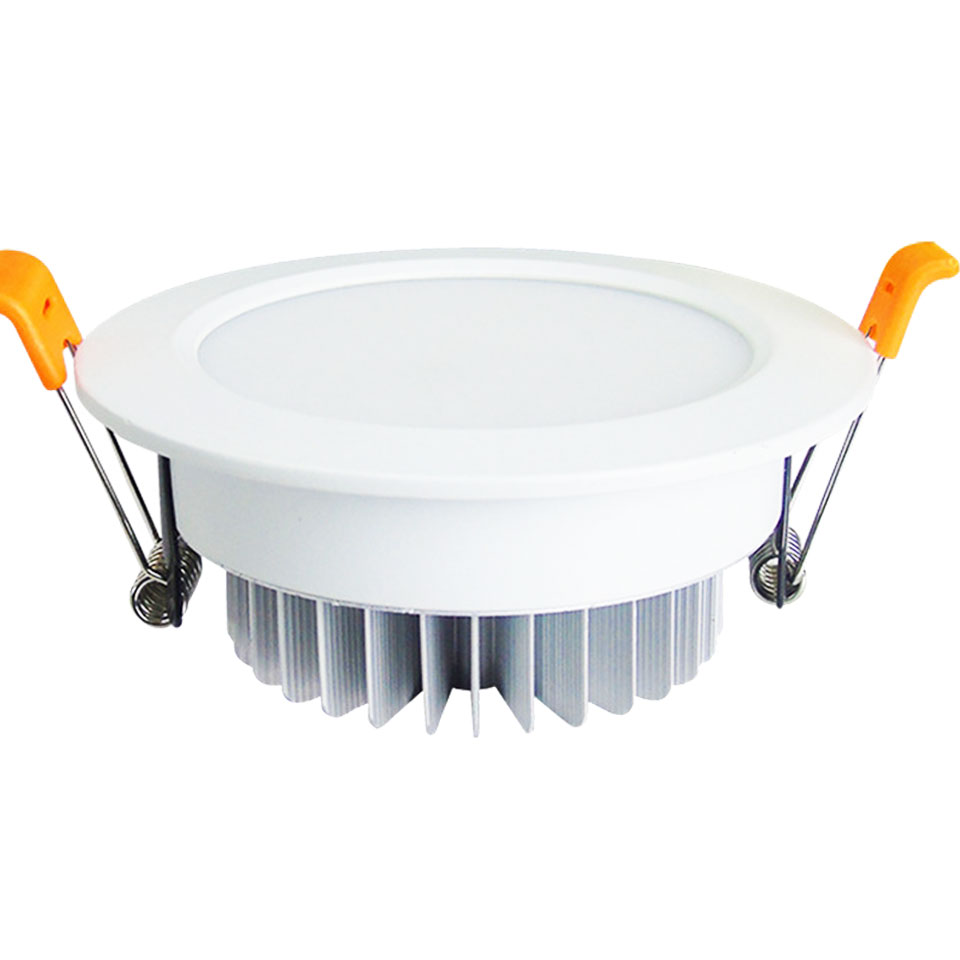 GD 4pcs 3W 5W 7W 9W 12W 15W 18W LED Ceiling Downlight light AC85-265V Modern Downlight+Driver