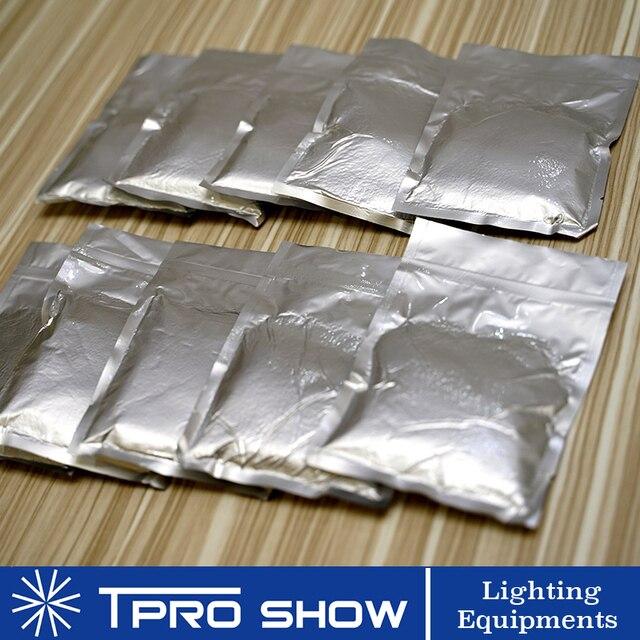 10x200g Bags Titanium Powder Wedding Firework Machine Metal Composite Stage Cold Sparklers Fireworks Pyrotechnics Ti Materials