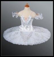 Бесплатная доставка классическая балетная пачка белый Щелкунчик взрослых женщин для девочек размер балетный костюм для продажи Снежная ко