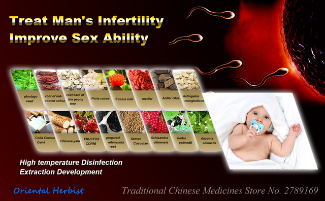 Esperma masculino aumento caps ules 100 de plantas naturales puras ...