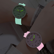 Wholesale Watches Quartz Women Children Creative Luminous Si