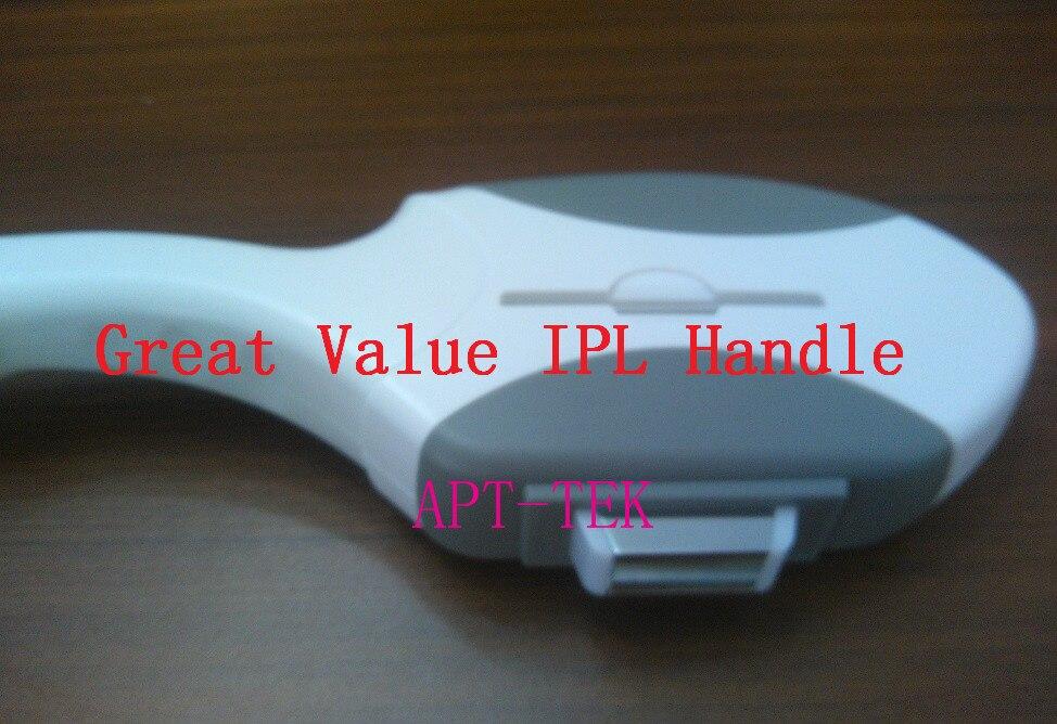 Top quality IPL handle for IPL SHR beauty machine