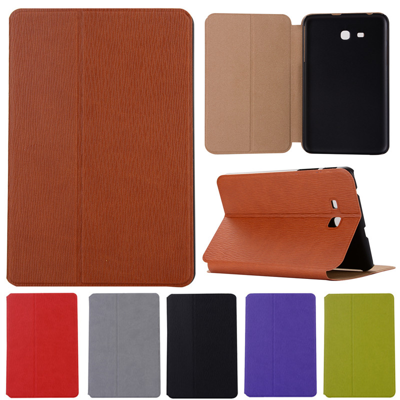 Fashion Book Leather Case Tablets Accessories Business Cover Fundas for Samsung Galaxy Tab 3 Lite 7.0 T110 T111 PU Stand Cases for sony z3 case book leather case tablets accessories business cover fundas for sony xperia z3 compact tablet pu stand cases