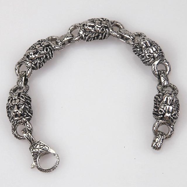 urope and the United States atmospheric bracelet titanium steel