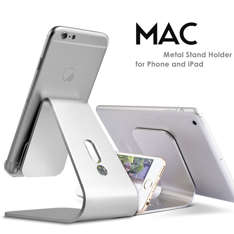 Cool Portable Fold Metal Stand Holder For 3 10 Inch Tablet Pc Ipad Mini Air Adjule Desk Table In Mobile Phone Holders