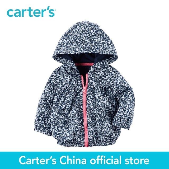 Картера 1 шт. детские дети дети Цветочные Ветровка Куртка 127G474, продавец картера Китай официальный магазин