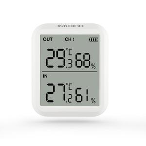 Image 3 - Inkbird ITH 20R цифровой гигрометр комнатный термометр датчик влажности с точным температурным дисплеем для аквариума гаража