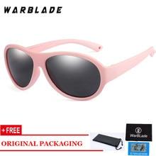9bbf2eb28 WarBlade Polarizadas óculos de Sol Dos Miúdos Das Meninas Dos Meninos Do  Bebê Infantil Óculos de Sol 100% UV400 Shades Oculos Ey.