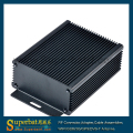"Superbat New Aluminum Box Enclosure Case Project Electronic DIY Black - 3.94""*3.15""*1.48"""