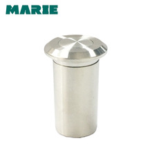 High Quality Stainless Steel Spring Loaded Dust Proof Sockets/Ferrules door accessory dust proof strike