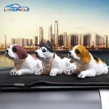 Anjing Mobil Mainan Gemetar