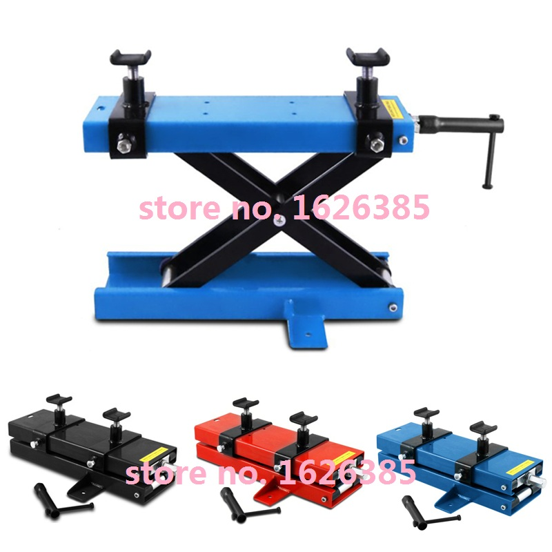 500kg Motorcycle Scissor Lift Table Lifting Platform Tire Repair Tools In From Automobiles Motorcycles On Aliexpress Alibaba Group