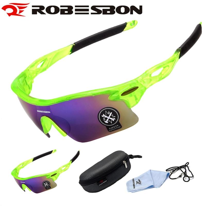 Prix pour ROBESBON Anti-UV Vélo lunettes de Soleil Vélo Lunettes Vélo Lunettes Ultra-léger D'équitation En Plein Air Lunettes De Sport Hommes Femmes 11 Style