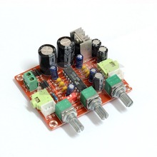 XR1075 BBE Tone Board audio processor preamplifier stage amplifier board