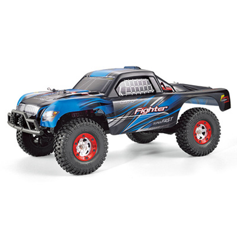 1:12 2.4G Four-wheel Action Model Car Remote Control Toy For Children Gifts FY01