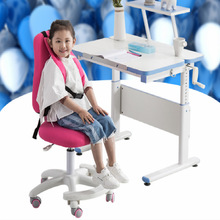 orthotics chairs Correct posture chair kids chair for homework learning lift rotating children chair for kids Protect spine children learning chair which can correct posture and lift freely