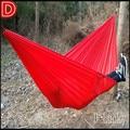 New Portable 300 kg Load-bearing Outdoor Garden Hammock Hang Bed Travel Camping Swing Survival Outdoor Sleeping Free Shipping