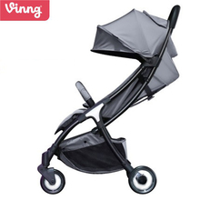 Vinng baby cart Can sit and lie lightweight folding stroller Free shipping