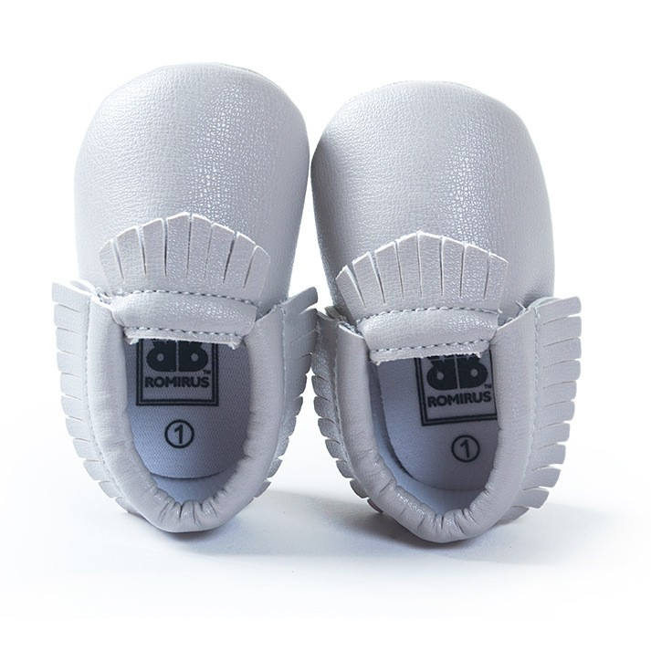 20 colors Soft Bottom Fashion Tassels Baby infant Moccasin Newborn Babies Shoes PU leather Prewalkers Boots baby moccasins