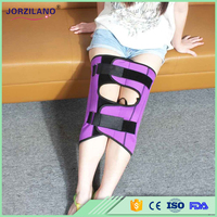 Free Shipping Knee Correction Belt Purple Correction Belt Xo Leg Correction With Correction BeltLeg With