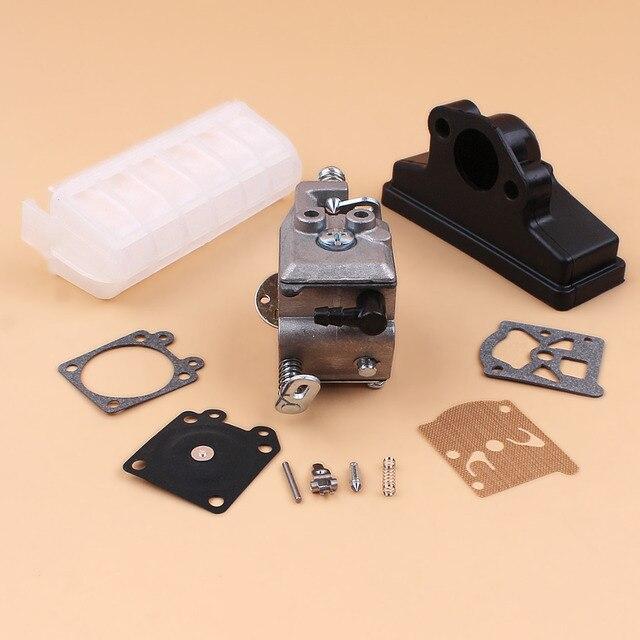 Carburateur filtre à Air Carb Kit de réparation Fit STIHL 021 023 025 MS210 MS230 MS250 MS 210 230 250 tronçonneuse pièces de rechange