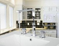 56F New Design Construction Real Estate Bath Fixtures Bath Hardware Sets Bathroom Deck Mounted 3 Pcs