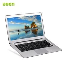 Bben Windows10 laptop i5 Dual Core 13.3inch 1920X1080 4GB RAM+128GB SSD Metal Laptop Notebook Computer