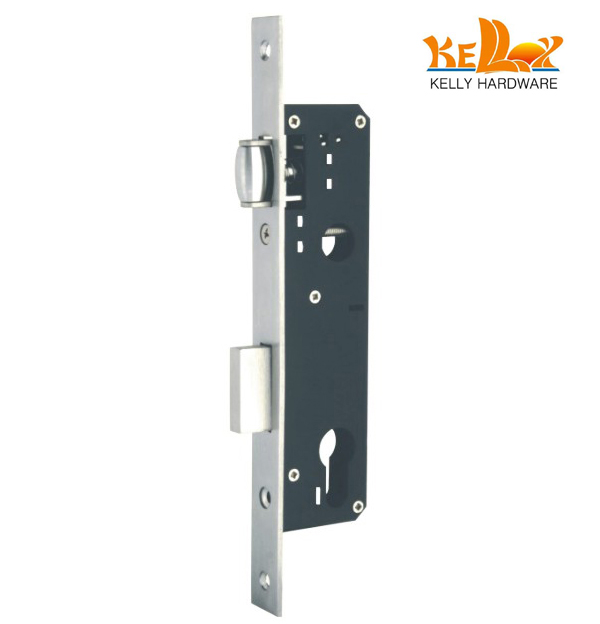 Europe Style Door Hardware /magnetic Lock/ball Catch Mortise Lock 85mm
