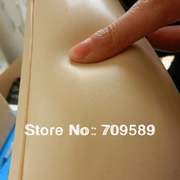 ISO Vivid Skin Injection Pad, Forearm Veinpuncture Training Pad, IV Injection Model intramuscular injection pad injection practice pad iv injection pad