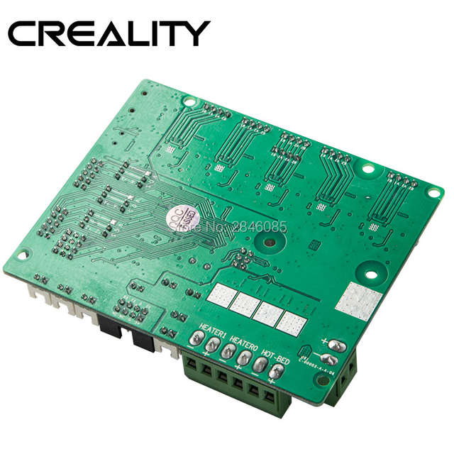 US $90 7 19% OFF|Creality 3D Upgrade CR 10X V2 1 Mainboard/motherboard  Firmware Flashed Well For CREALITY 3D Dual color Printing CR 10X Printer-in  3D