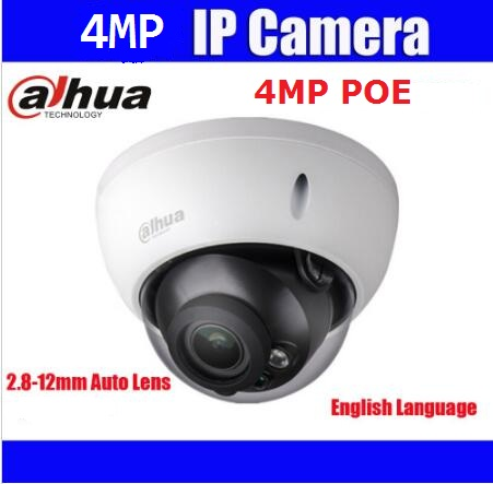 imágenes para $ Number mp dahua 3mp cámara domo ip para reemplazar ipc-hdbw4431r-zs ipc-hdbw4300r-z network camera 2.8-12mm zoom lens focus night visión ir