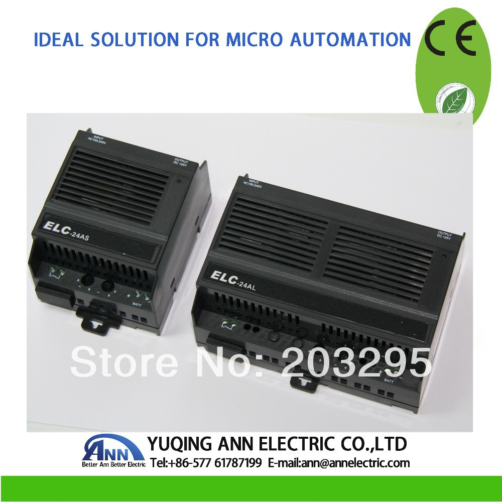 xLogic switching power supply ELC-24AS,24V, 1.5A xlogic switching power supply elc 05al 5v 10a