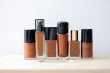 Makeup Base Face Liquid Foundation Concealer Whitening Moisturizer Sun Block Oil-control Waterproof Brighten Natural Foundation недорого