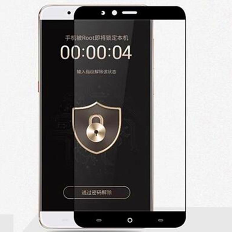 9H Hard 2.5D Arc Edge Full Screen Protection Tempered Glass Protector Film For Qiku 360 Q5/Q5 Plus Capa Para Fundas
