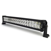 1 pcs 22Inch led bar 120w Spot / flood Combo 40pcs*3w high intensity LEDs combo Driving truck roof lights