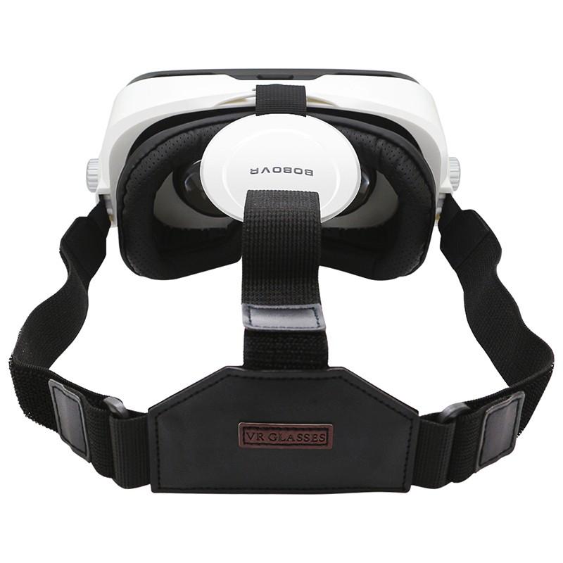 Original BOBOVR Z4 mini 3D VR glasses virtual reality google Cardboard Helmet Headset Stereo BOBO VR BOX for 4-6'' Mobile Phone 6