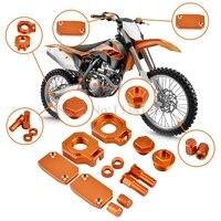Motorcycle Parts Brake Clutch Fluid Reservoir Cover For KTM 125 150 250 350 450 530 SX SX F EXC EXC F XC XCF XCFW XC W 2006 2018