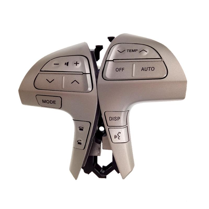 84250-06180 Multifunction Steering Wheel Combination Control Switch PAD Steering Wheel Control Switch For Toyota Camry