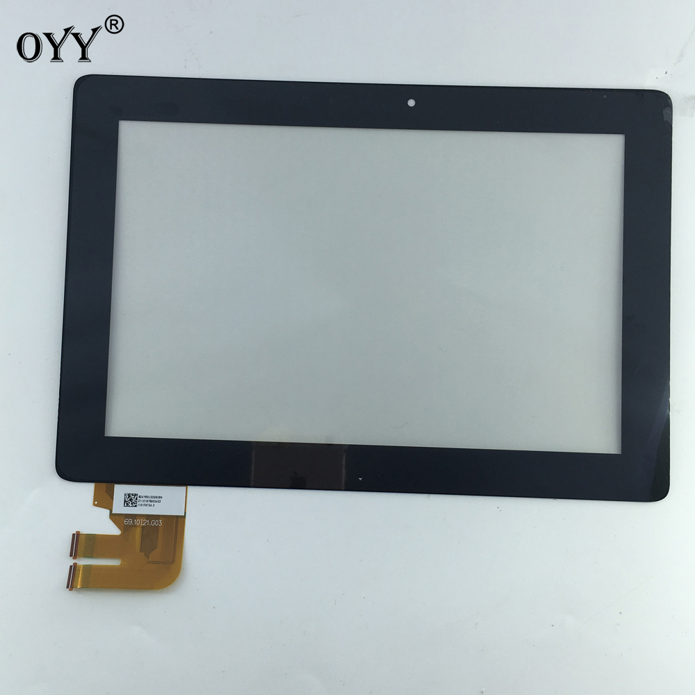 Touch Screen Digitizer Glass Sensor Panel For Asus EeePad Transformer TF300 TF300T TF300TG TF300TL 69.10I21.G03 VERSIN tf300 g01 replacement tablet touch screen panel digitizer for asus eeepad transformer tf300 tf300t version g01 69 10i21 g01