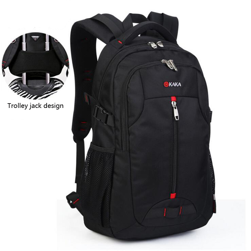 Fashion Laptop Backpack shoulder bag Trolley travel ...