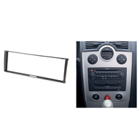 Double Din Car Audio Fascia For RENAULT Clio Modus Megane Scenic Stereo Dash Kit Fitting Installation
