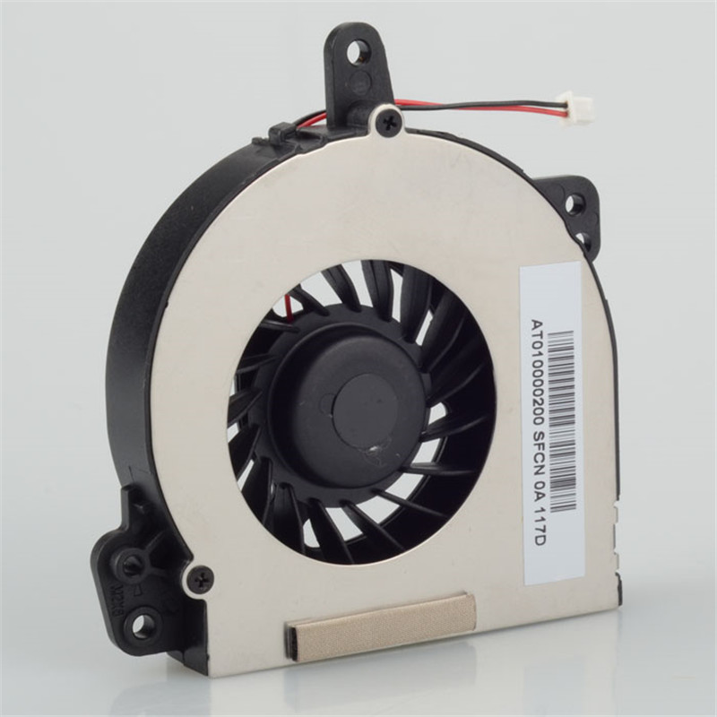 Notebook Computer Replacements CPU Cooler Fan 438528-001 Laptops Fans Accessories For HP 500 510 520 C700 AT010000200 P0.11 цена и фото