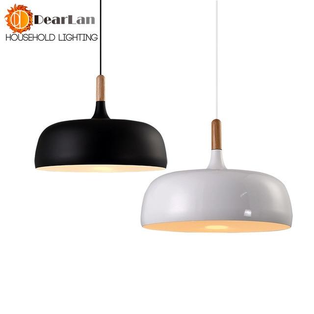 Nordeuropa Stil Einfache Design Moderne Aluminium Pendelleuchte Für  Esszimmer Ganglichter Wohnzimmer Schlafzimmer Bar Dekorationen
