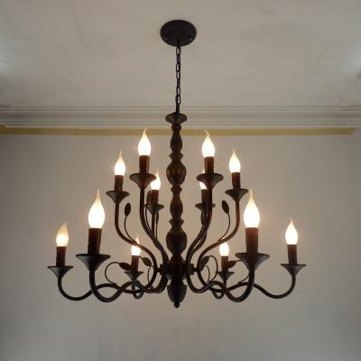 Black Metal Chandeliers – Chandeliers Design:Online Get Candle Style Chandeliers Aliexpress,Lighting