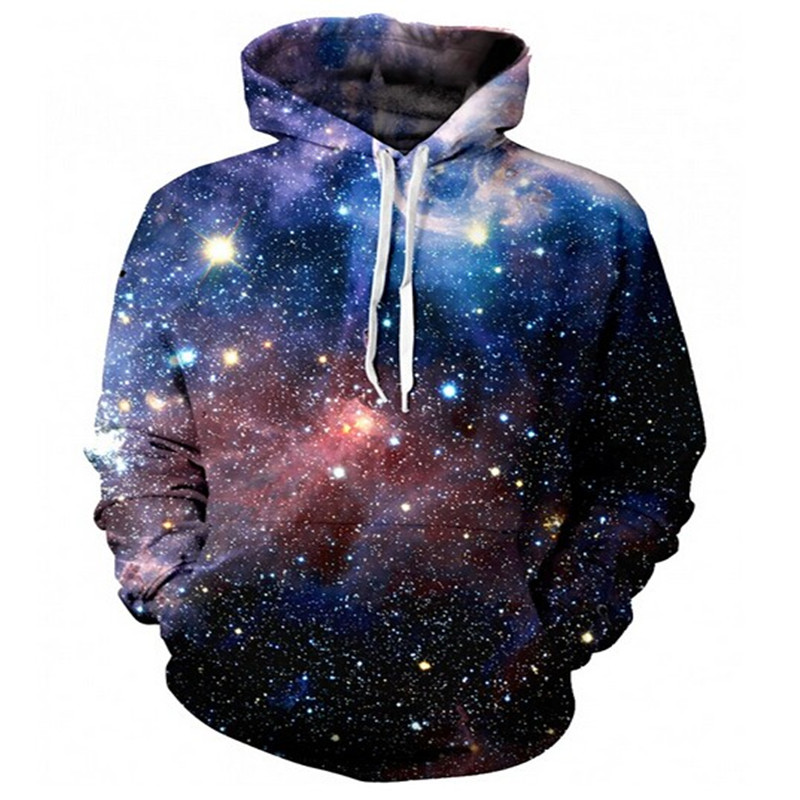 Sell like hot cakes Hipster LUSH GALAXY UNISEX ALL OVER 3d PRINT HOODIE punk Women Men Sweatshirts Hoodies Outfits Casual Sweats